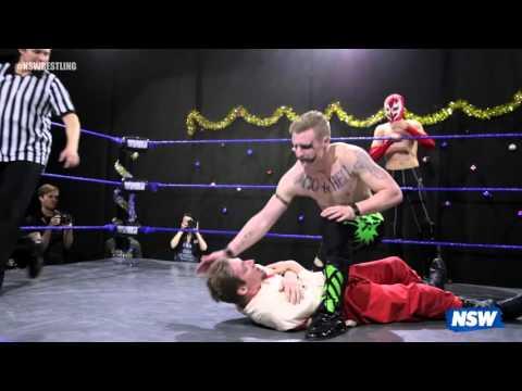 NSW: Northern Storm #7: Алькор & Джокер vs Царь Григорий Первый & Яробор (NSW Tag Team Championship)