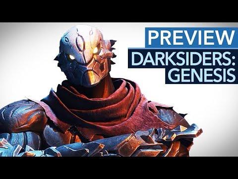 Darksiders Genesis ist