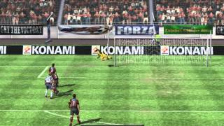 J League Winning Eleven 5 Gameplay HD 1080p PS2