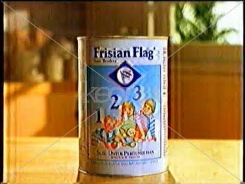 Download Iklan jadul: Susu 'Frisian Flag 123' - Indonesia, 1994.
