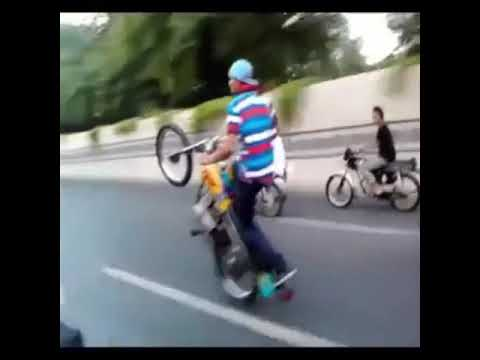 Bike Wheeling New Video 2020 karachi pakistan