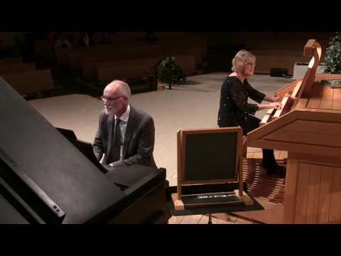 Denis Bédard - Grand Suite for Organ and Piano with Duo Majoya