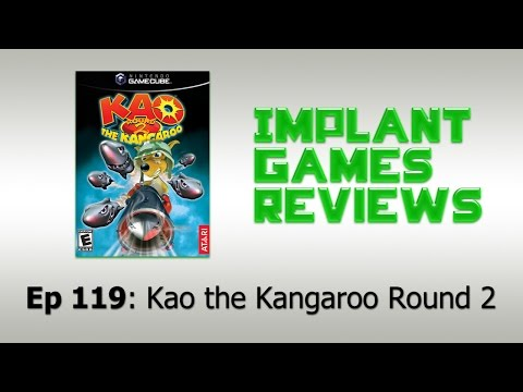 Kao the Kangaroo Round 2 Review (Nintendo GameCube)