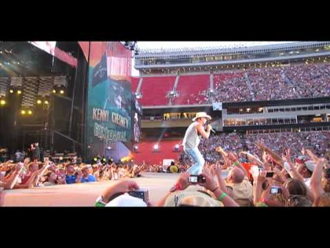 Kenny Chesney & Zac Brown Band Goin' Coastal Tour Kansas City