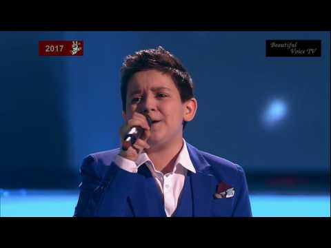 Levon/Danil/Valeriy. 'Мечтатели'. The Voice Kids Russia 2017.