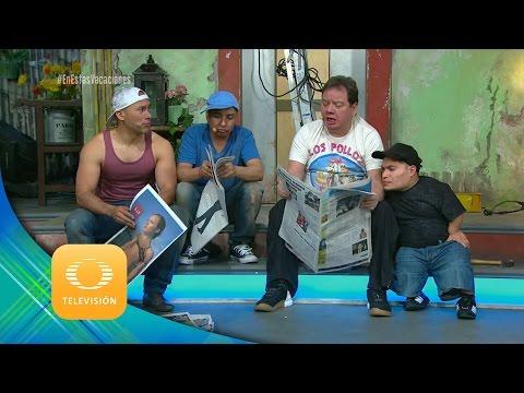 El Chambitas: Las Noticias | ¡El Coque va! | Televisa Televisión