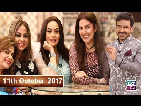 Salam Zindagi With Faysal Qureshi - 11th October 2017 - Ary Zindagi