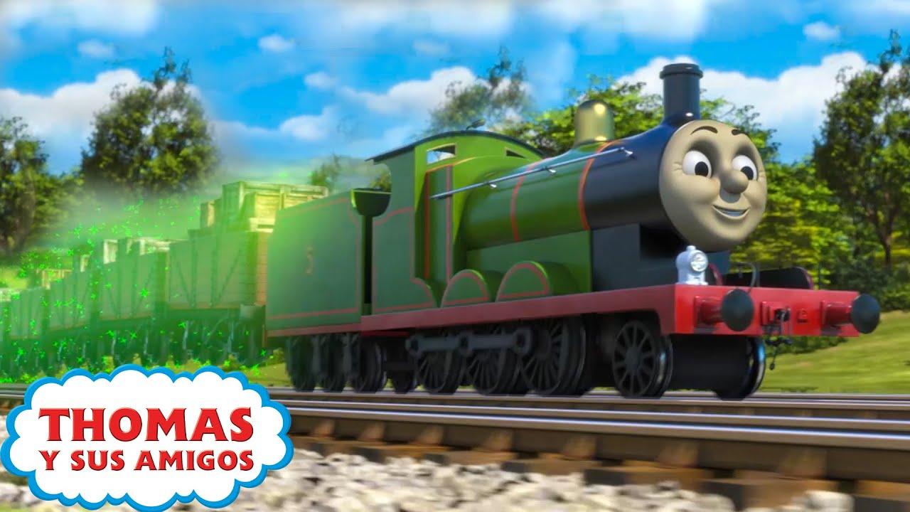 Download El Abrigo de Colores Soñado de James (Sodor)   Thomas y Sus Amigos   Mejores Momentos   Caricaturas