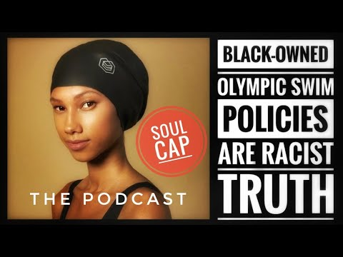 Black-Owned Brand Swimming Caps Designed For Natural Black Hair Banned From Tokyo Olympics
