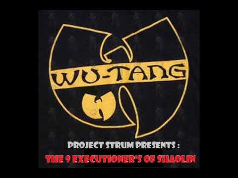 THE 9 EXECUTIONER'S OF SHAOLIN – ( WU-TANG CLAN TYPE INSTRUMENTAL) 2019