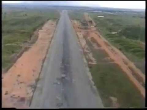 Angola flight