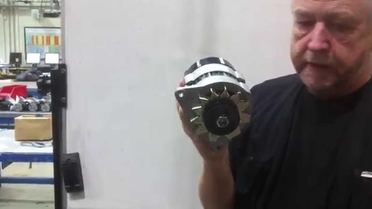 apprentices use locktronics to build a voltage regulator for a lucas alternator [ 1280 x 720 Pixel ]