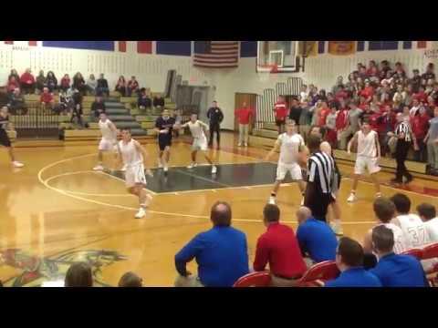 Wall Boys Basketball (48) Vs. Manasquan (49), 2/1/18