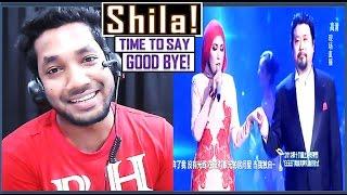 Shila Amzah - Time To Say Goodbye (Con Te Partirò)@Shanghai TV Festival 2013 (RH-Reaction & Review)