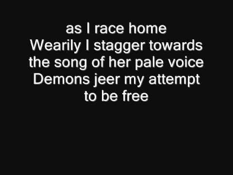 Alesana - The Thespian w/ lyrics