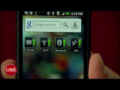 HTC Droid Eris vs. Samsung Behold 2