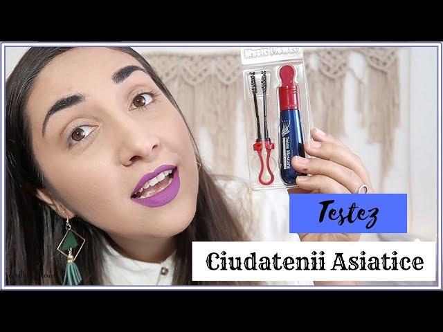 Testez Ciudatenii Asiatice