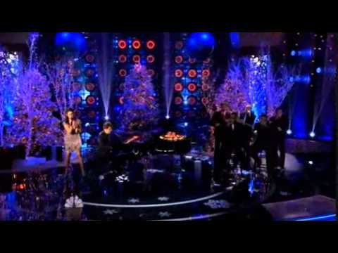 Special Christmas Performance - Sara Bareilles/Ben Folds & Sing Off 5 -