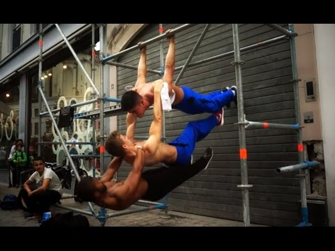 Street Workout-Urban Generation