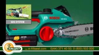 Аккумуляторная цепная пила Bosch AKE 30 Li(Аккумуляторная цепная пила Bosch AKE 30 Li Bosch AKE 30 Li -- мощная аккумуляторная пила цепная с системой SDS и системой..., 2012-12-04T14:28:49.000Z)