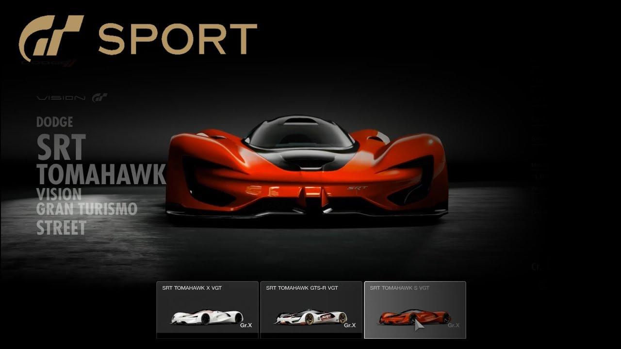 gran turismo sport all cars manufacturers all cars. Black Bedroom Furniture Sets. Home Design Ideas