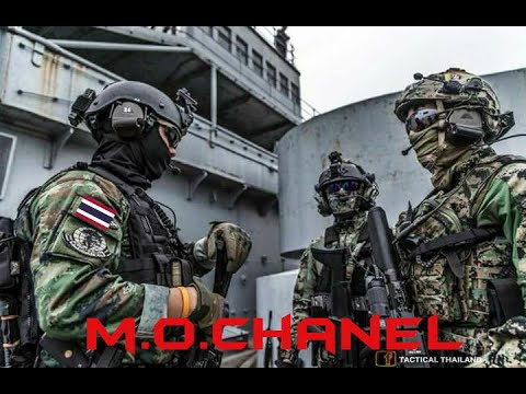 Thailand special force vs USA special force