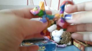 Обзор моих фигурок из пластилина коты воители