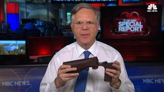 How a Bump Fire Stock Device Works | NBC News