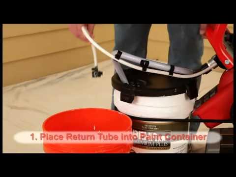 Paint Sprayer Training Video Milwaukee Tooltv Youtube