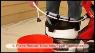 Paint Sprayer Training Video  Milwaukee Tooltv