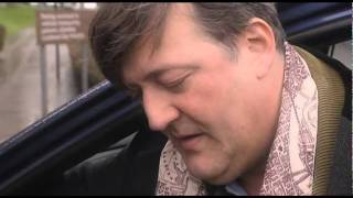 Stephen Fry talks about his depression
