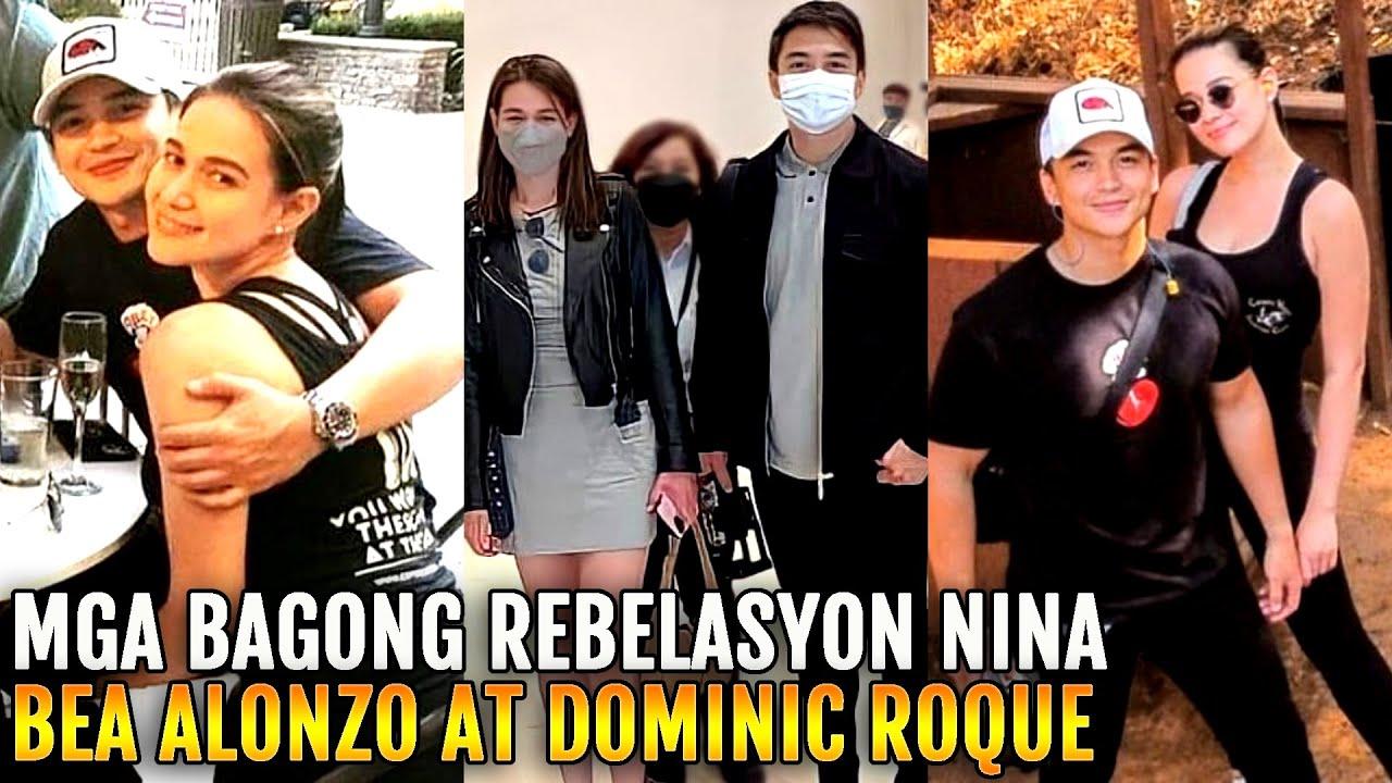 Mga BAGONG REBELASYON nina Bea Alonzo at Dominic Roque sa loob ng MUSEUM NAGANAP!!