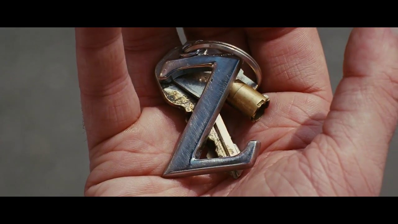 Zed's keychain from Pulp Fiction