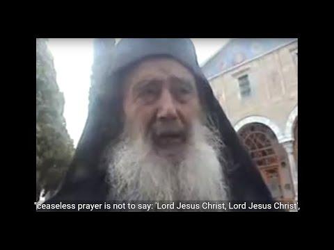 WMA S01E02 Fr. Petroniu Tanase - How to breathe God like air