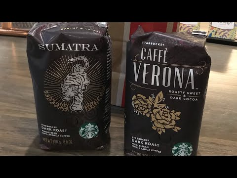 ความรู้กาแฟคั่ว Starbucks สำหรับซื้อกลับบ้าน