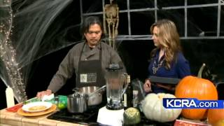 Kcra Kitchen: Pumpkin Jalapeno Lime Soup