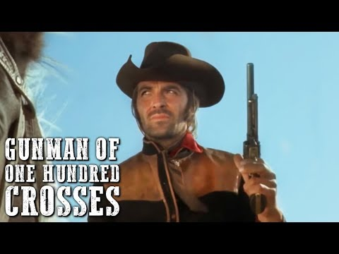 Gunman of One Hundred Crosses | WESTERN MOVIE | Action | English | Full Length