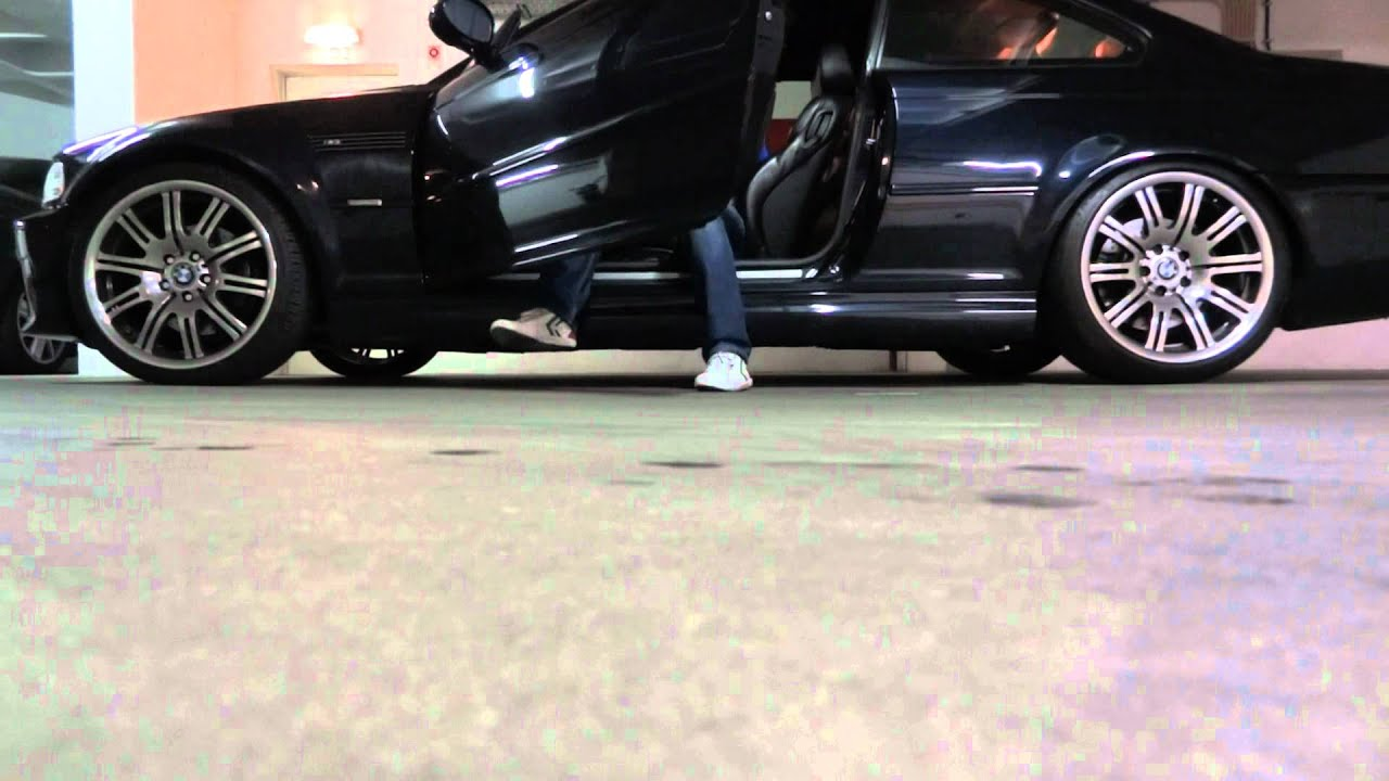 Bmw M3 Kw V2 Inox With Cartecbraga Hydraulic Suspension Youtube