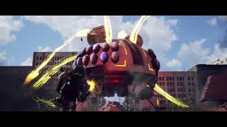 Earth Defense Force: Iron Rain Tokyo Game Show 2018 Trailer