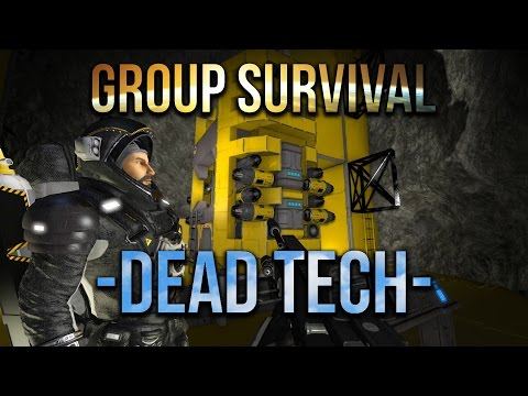 Space Engineers - Dead Tech - Group Survival - -S2 Ep 10-