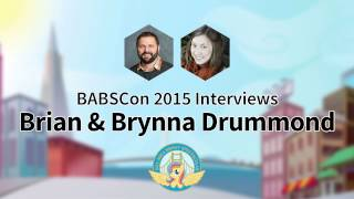 Brian and Brynna Drummond Interview