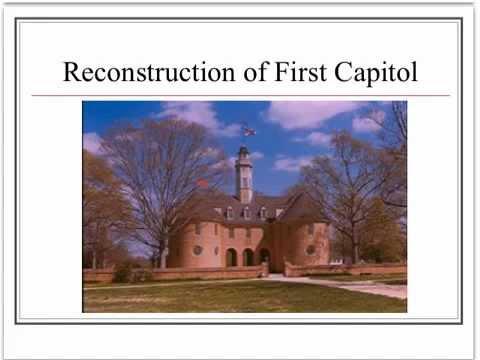 Colonial Williamsburg: 18th c. Culture