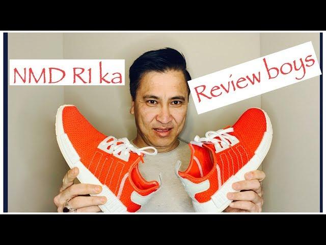 """Sneaker Talk ADIDAS NMD R1 """"3003"""" By SR"""