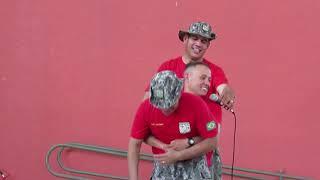 Rio Pardo/RO - E.E.E.F.M.F. de S. Gomes - Socorros Básicos - Vídeo 377 - Dai glória a Deus