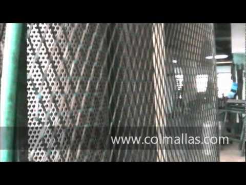 Mallas expandidas para pisos escaleras guardas y - Imagenes de pasamanos para escaleras ...