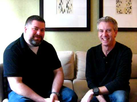 """Dean DeBlois and Chris Sanders of """"How to Train Your Dragon"""" Mp3"""
