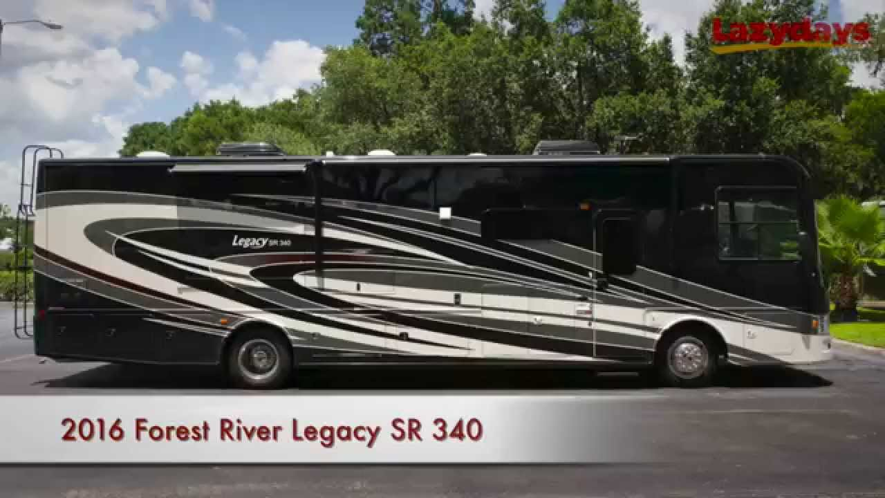 2016 Forest River Legacy Sr 340 Video Tour From Lazydays