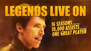 Legends Live On :: Steve Nash Career Mix [1080p]