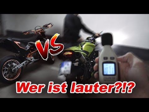 Blackout vs. Lucas Lit - Welche Maschine ist lauter ?!?