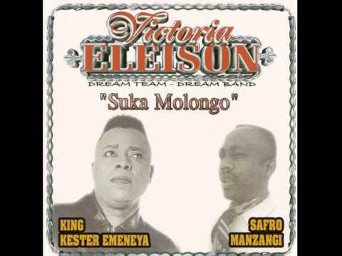 King Kester Emeneya et Victoria Eleison - benediction [ Suka Molongo ]